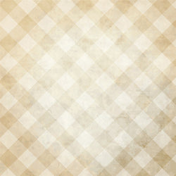 Pattern Backdrop Vintage Checked Wallpaper