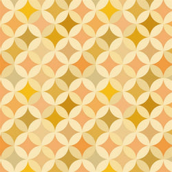 Pattern Backdrop Vintage Orange Crush