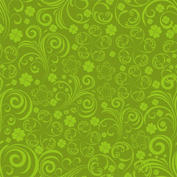 St. Patrick's Day Backdrop Pattern