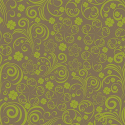 St. Patrick's Day Backdrop Pattern Dark