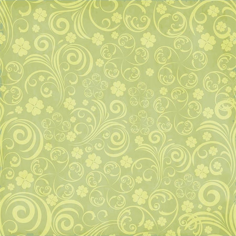St. Patrick's Day Photo Backdrop - Pattern Light Grunge