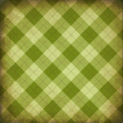 St. Patrick's Day Backdrop Plaid Light Grunge