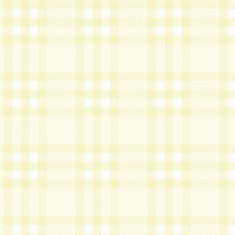 Yellow Plaid Photography Backdrop