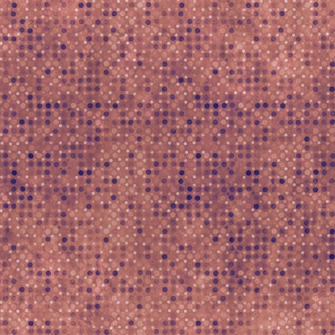 Polka Dot Backdrop Vintage Purple