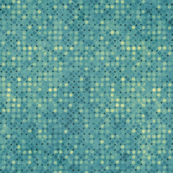 Polka Dot Backdrop Vintage Teal