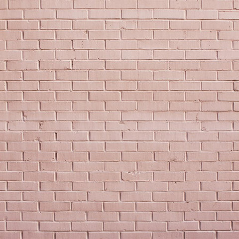 Quick Clean Brick Floordrop - Sweet Pink
