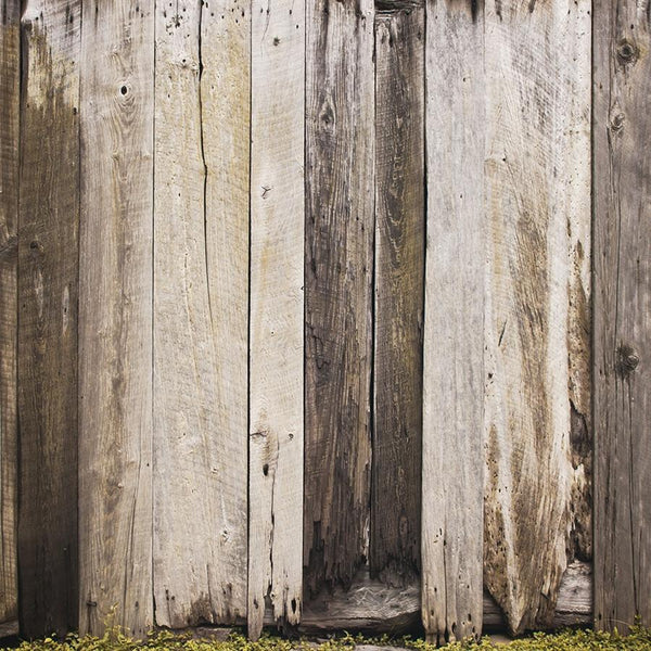 Quick Clean Floordrop - Awesome Wooden Fence