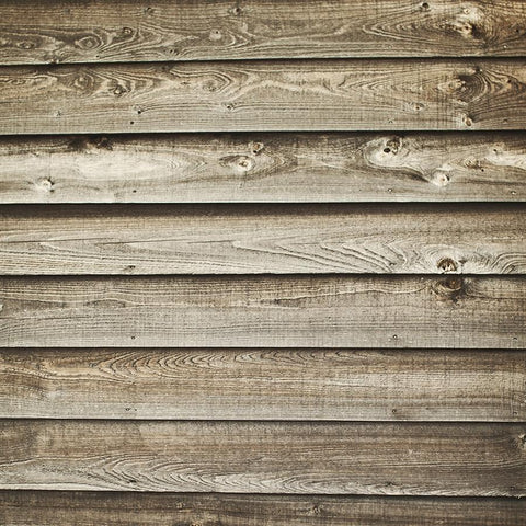 Quick Clean Wood Floordrop - Sunny Day Barnwood Quick Clean Backdrops Loran Hygema