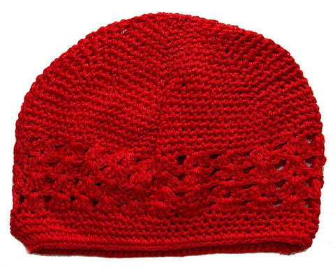 Crochet Hats Hats SoSo Creative Newborn Red