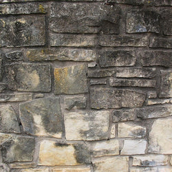 Stone Backdrop Defensive Wall