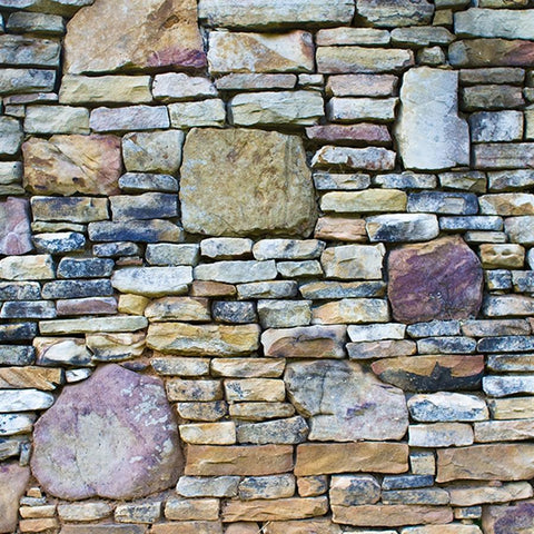 Stone Photo Backdrop - Pastel Rock