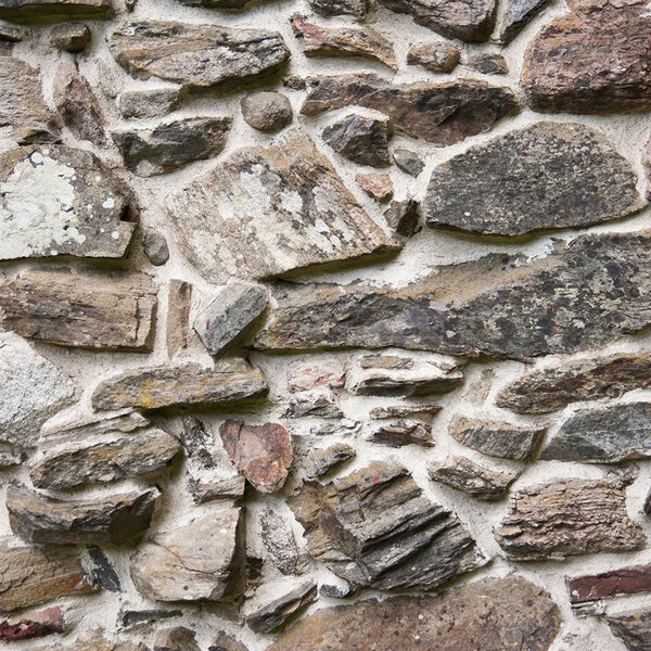 Stone Photo Backdrop Rock and Mortar Wall