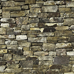 Stone Photo Backdrop - Rubble