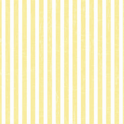 Striped Photo Backdrop - Vintage Yellow Wallpaper