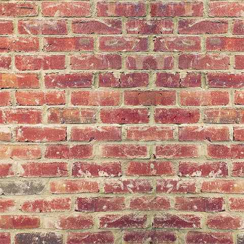 Brick Photo Backdrop - The Red Wall