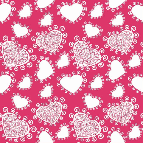 Valentine Photo Backdrop - Be Mine Doodles Backdrops SoSo Creative