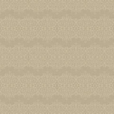 Vintage Backdrop Hessian Lace in Taupe