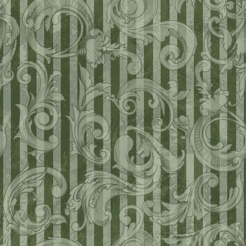 Photo Backdrop - Acanthus Scrapbook in Green Backdrops,Whats New Wednesday! SoSo Creative