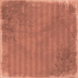 Photo Backdrop - Dragonfly Scrapbook in Pink