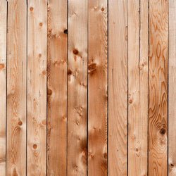 Wood Floor Photo Backdrop - Blonde Boards