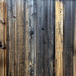 Wood Photo Backdrop - Blue Aged Fence Backdrops vendor-unknown
