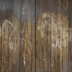 Wood Photo Backdrop - Burnt Sienna Floor