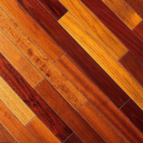 Wood Floor Photo Backdrop - Cherry Floor