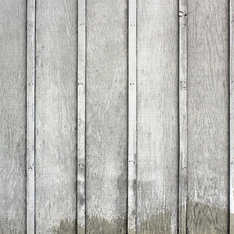 Wood Backdrop Faded Gray Wall