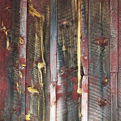 Wood Photography Backdrop - Multicolored Fence Backdrops vendor-unknown