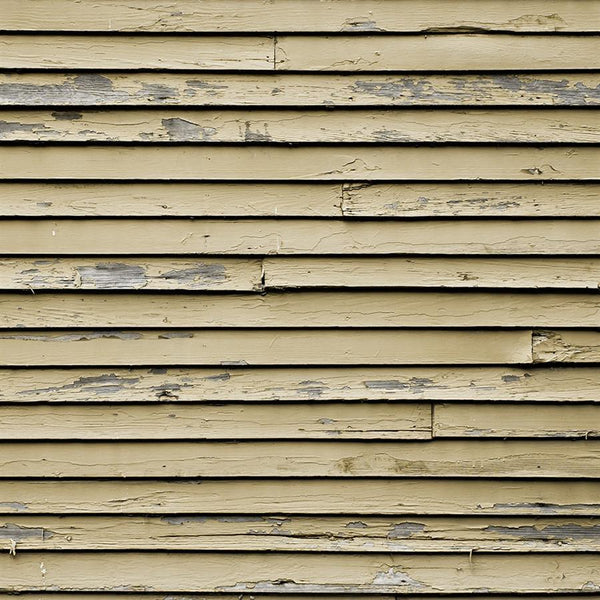 Weathered Barnwood Photography Backdrop - Mustard