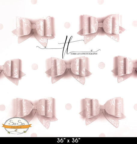 French Bows Pink
