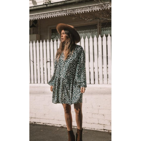Byron Smock Dress