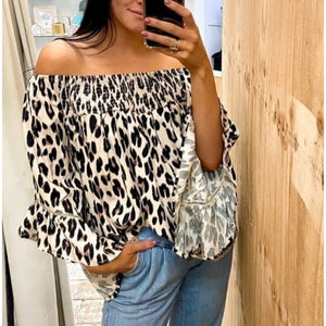 Simone Off the shoulder top