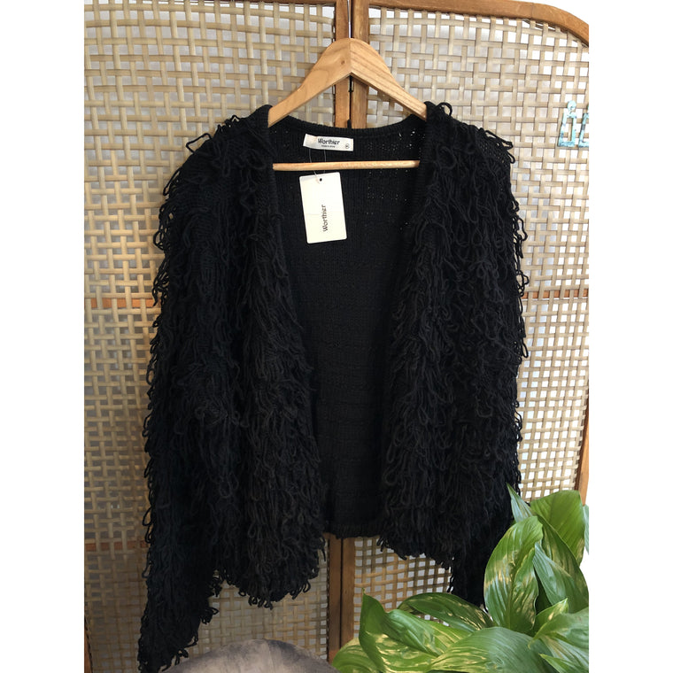 Lauren Shaggy Knit