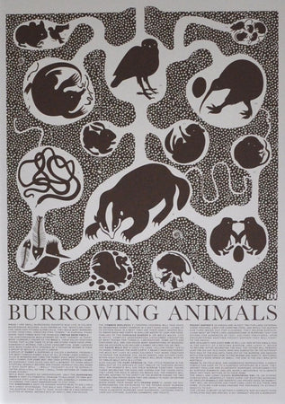 Burrowing Animals