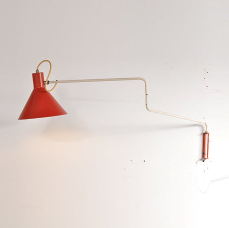 Paperclip Lamp