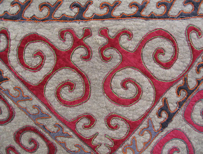 felted carpets