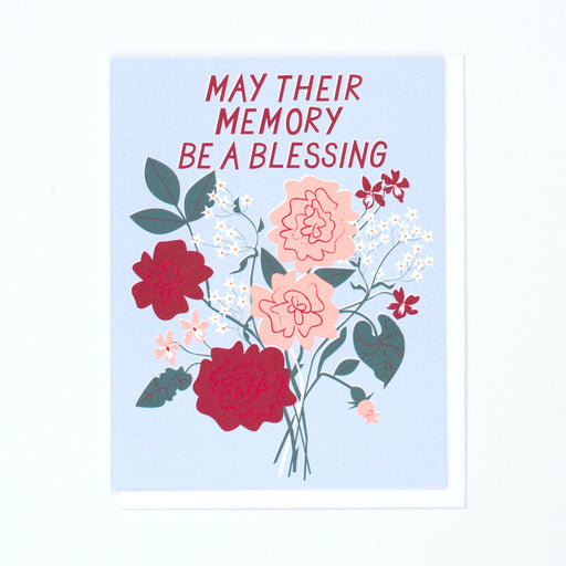 condolence card, sympathy card, what to write in a sympathy card, may their memory be a blessing