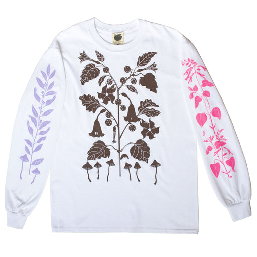 Fantastic Plants Long Sleeved Skate Shirt