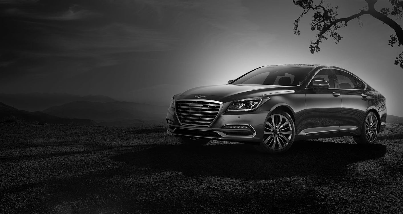 The 2018 Hyundai Genesis G80 will have you rethinking Luxury