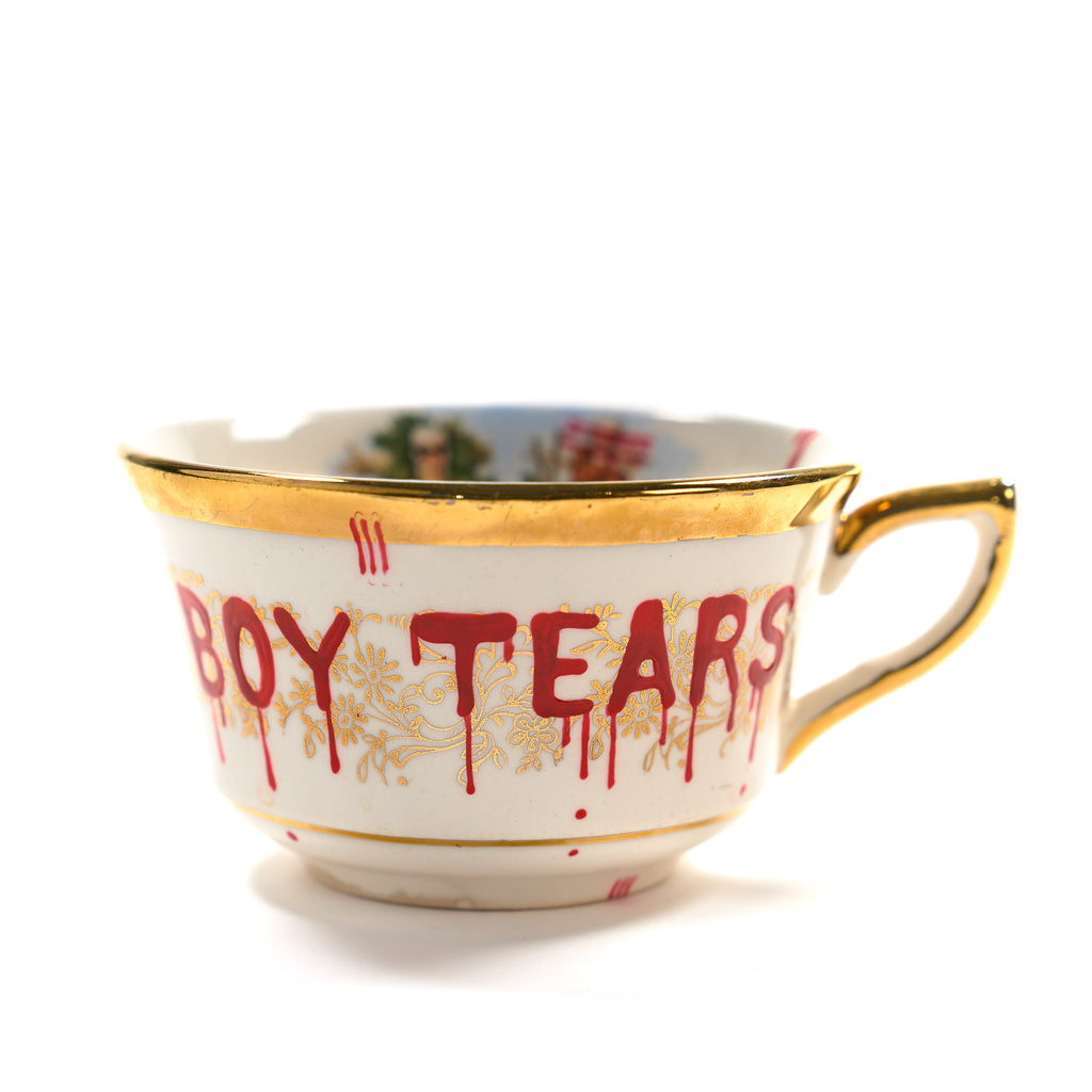 BOY TEARS Teacup