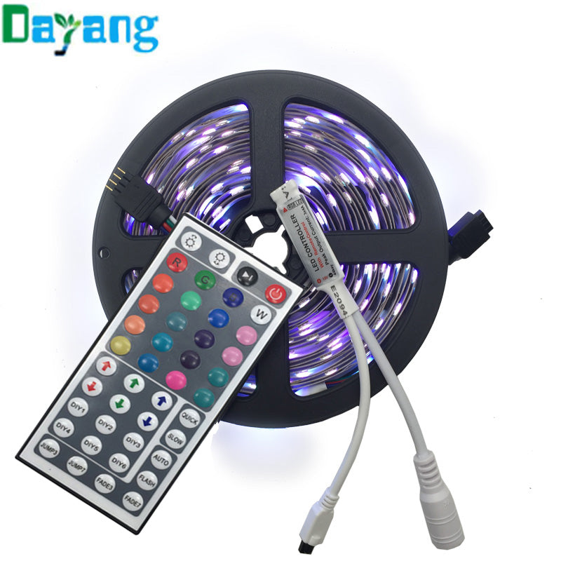 Led strip lights kit with 44 key remote controller pigeon fx store led strip lights kit with 44 key remote controller aloadofball Image collections