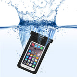 Turata Waterproof Phone Bag Case Cover For iPhone and  Samsung