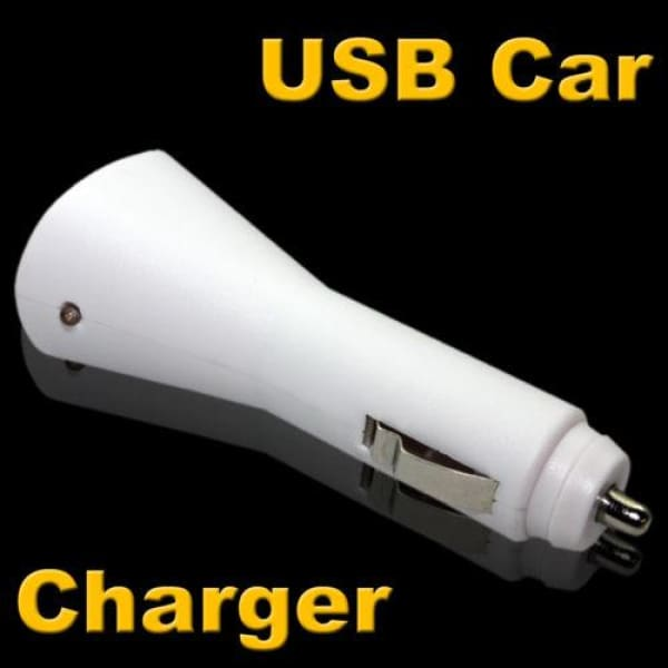 USB Car Charger for iPod NANO VIDEO MP3 MP4 PDA