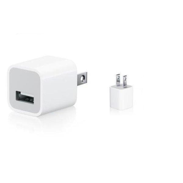 OEM Green Point Mini charger Adapter USB for iphone iPod iPad smartphone
