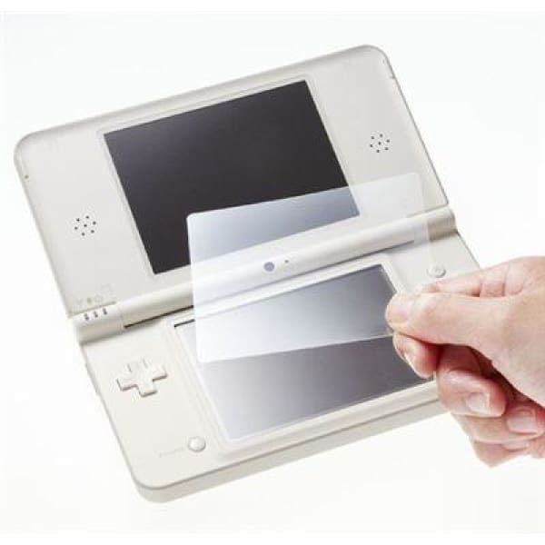 Screen Protector Film for Nintendo DS Lite NDS NDSL