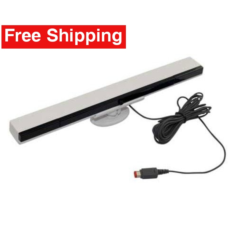 Sensor Bar Infrared Ray Inductor for Nintendo Wii - Free Shipping