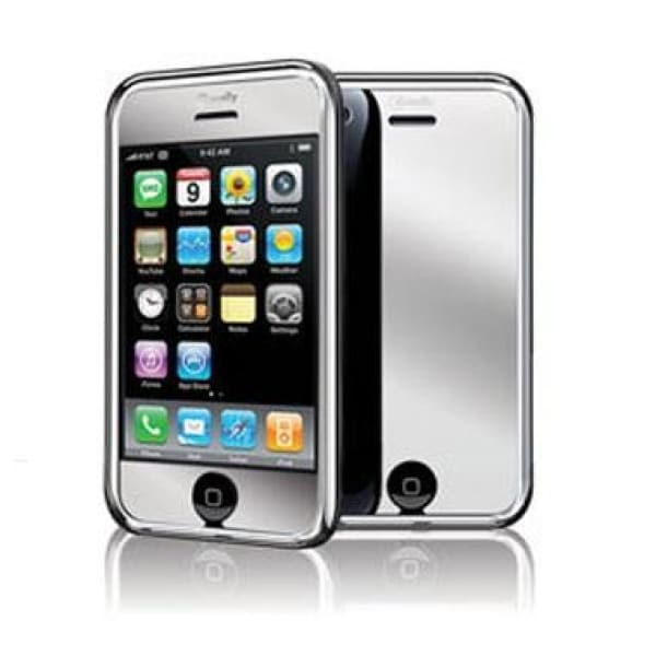 Mirror Screen protector cover For iPhone 3G 3GS