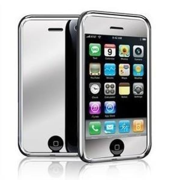 Mirror Screen protector cover For iPhone 4 4G