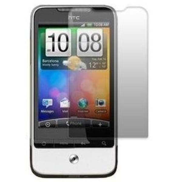 Clear LCD screen protector for HTC Legend